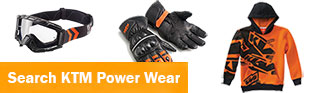 Buy KTM Power Wear Online and save.